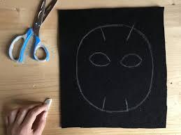 tutorial halloween masks by pollaz dhg