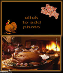 happy thanksgiving dinner add your pix imikimi