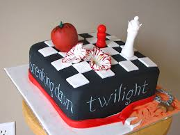 Home Made Cake Decorations by Homemade Twilight Birthday Cakes Ideas Cake Decoration Ideas Las