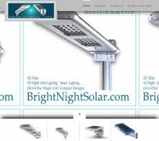 bright night solar lighting bright night solar lighting company competitors revenue and