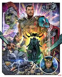 Thor Ragnarok Thor Ragnarok Complex Gallery