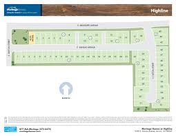 The High Line Map The Timberline Model U2013 3br 2ba Homes For Sale In Aurora Co