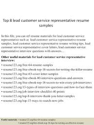 Customer Service Representative Resume Sample by Cover Letter For Outbound Customer Service Representative