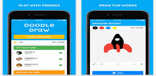 play doodle draw can now play doodle draw in messenger