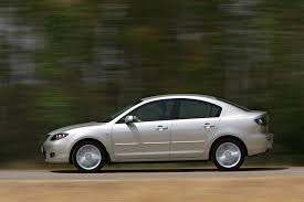 mazda 3 saloon review 2004 2008 parkers