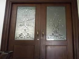 Bedroom Door Designs 26 Good View Pooja Room Glass Door Designs Blessed Door