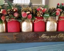 Gold Christmas Centerpieces - christmas centerpiece etsy