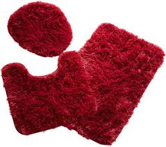 Bathroom Rug Sets On Sale Rugs Red Bathroom Rug Set Yylc Co