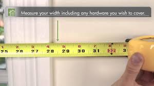 how to measure for board mounted valances and cornice boards youtube