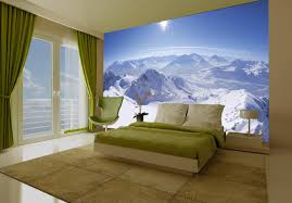 Wall Murals Amazon by Bedroom Decor Mountain Wall Stickers Black Wallpaper For Walls