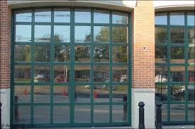 Overhead Doors Nj Arched Top Aluminum Overhead Station Doors Edison Nj