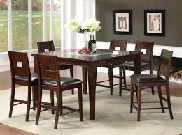 counter height dining table set u2014 new decoration small counter