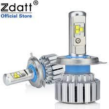 car led lights for sale clearance sale zdatt 2pcs super bright h4 led bulb canbus 80w 8000lm