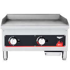 Outdoor Flat Grill Cooktop Vollrath 40720 Cayenne 24