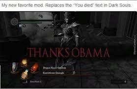Funny Dark Souls Memes - modding dark souls done right by hassen dallel meme center