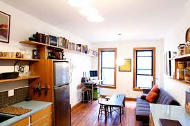 tiny 400 square foot cozy apartment green tour apartment therapy