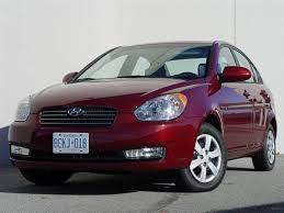 hyundai accent review 2009 test drive 2009 hyundai accent sedan 25th anniversary edition