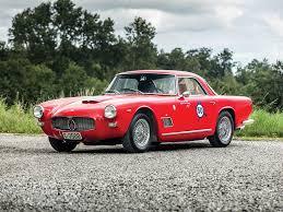 vintage maserati convertible 1962 maserati 3500 3500 gti classic driver market