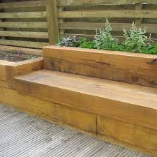 23 best timber seating areas images on pinterest garden seating