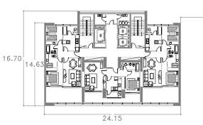Typical Floor Plans Of Apartments The Developers Of A Skyscraper Forgot To Redesign The Elevator