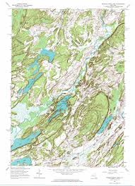 Lake Placid New York Map by Muskellunge Lake Topographic Map Ny Usgs Topo Quad 44075c6