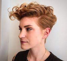 short wavy curly blonde hair pra cortar pinterest curly