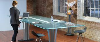 Office Table Desk Modern Conference Tables Stoneline Designs