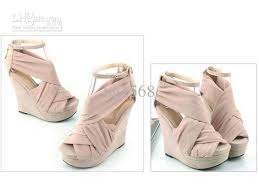 wedding wedges shoes lovely wedge banquet shoes wedding shoes sandal for 2012 new