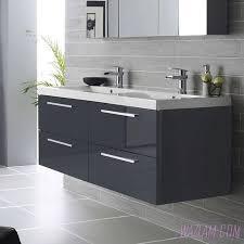 bathroom dark grey vanity unit custom vanity wash basin and