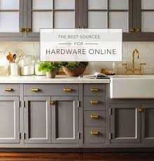 Kitchen Cabinet Knobs HBE Kitchen - Kitchen cabinet handles
