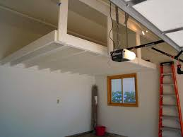 building a loft in garage awesome ideas for garages with lofts selection garage design ideas