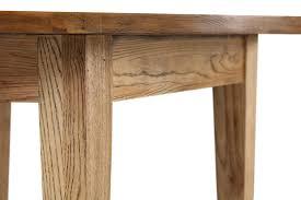 pied de table de cuisine table de cuisine cottage ronde en bois
