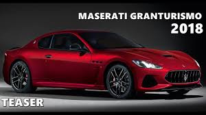 maserati gt 2018 maserati granturismo preview youtube
