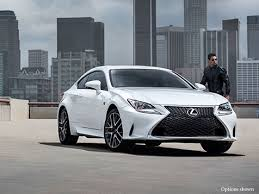 lexus fuel requirements 2017 lexus rc luxury sedan specifications lexus com
