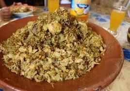 cuisine marocaine traditionnelle rfissa recette marocaine sousoukitchen