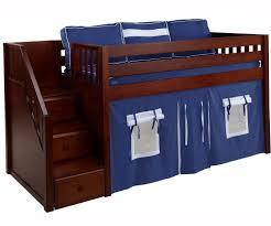 Low Loft Bunk Beds Low Loft Bunk Beds Home Design Ideas