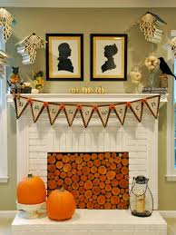 Room Decorating Ideas With Paper Fall Decorating Ideas For Home Hgtv