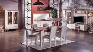 perla dining room set istikbal furniture