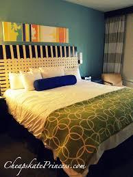 can a disney princess afford a vacation at disney world s bay lake bay lake tower bedroom inside of bay lake tower disney bed photo of