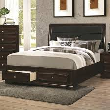 Full Size Upholstered Headboard by Bed Frames Queen Beds With Drawers Underneath Mattress Sale
