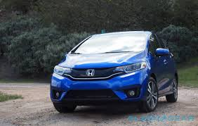 2015 honda fit first drive slashgear