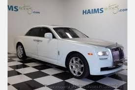 used rolls royce ghost for sale special offers edmunds