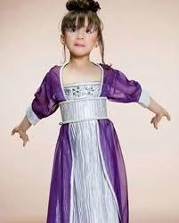 mariage chetre tenue robe orientale enfant fille pas cher