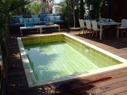 amenagement exterieur piscine aménagement de terrasse décoration d u0027extérieur en bois