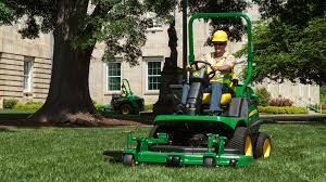 commercial mowers front and wide area mowers john deere us