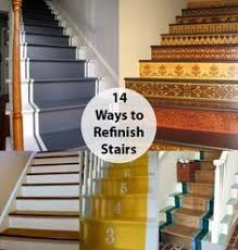 4 diy decorating ideas for a staircase staircases stairs and ombre