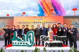 Six Flags Guide Garfield Themed Land In Six Flags Zhejiang Theme Park Guide