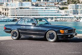 classic mercedes models this mercedes 560 sl 6 0 amg hammered away the businessman u0027s blues