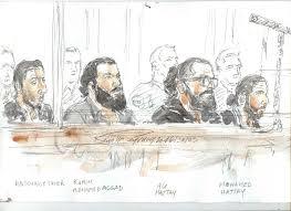 strasbourg seven linked to bataclan killer go on trial deny