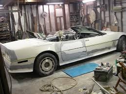 c4 corvette ground effects custom 4 door corvette is for the whole family corvette